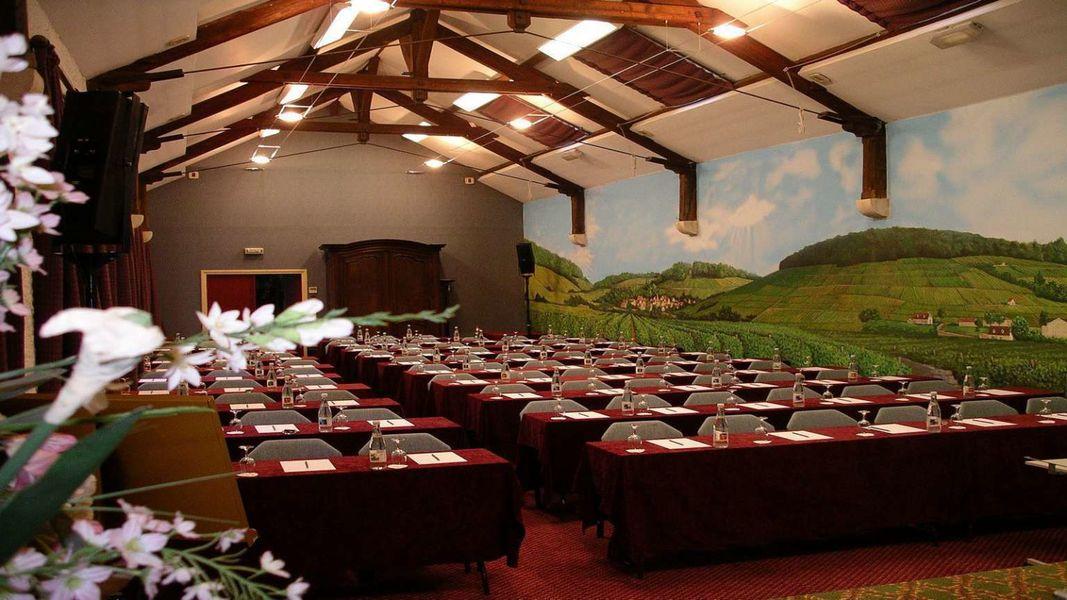 Le Cep - Salle séminaire