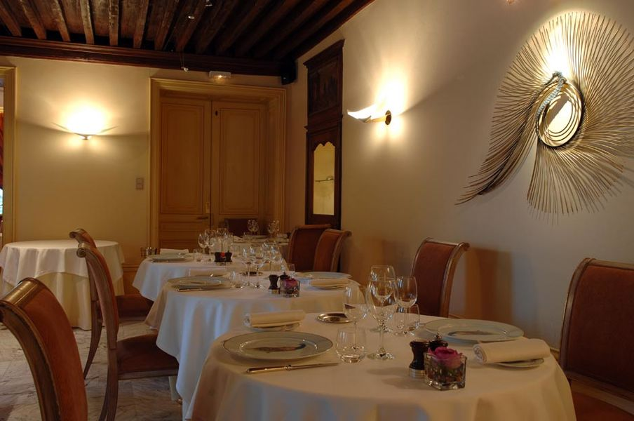 Domaine de Clairefontaine - Restaurant