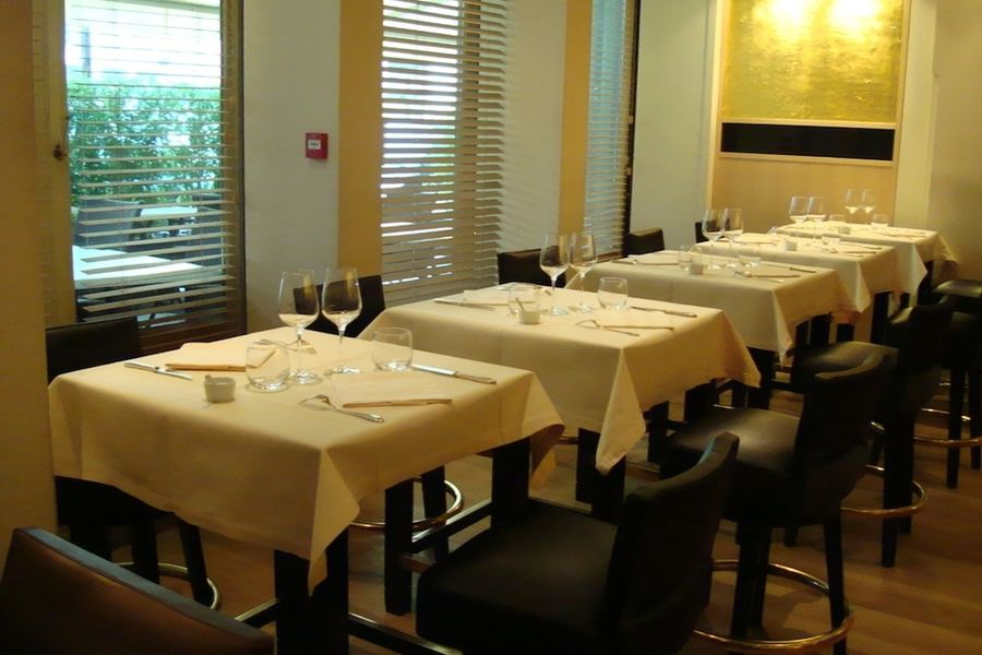 Drouant - intérieur restaurant 3