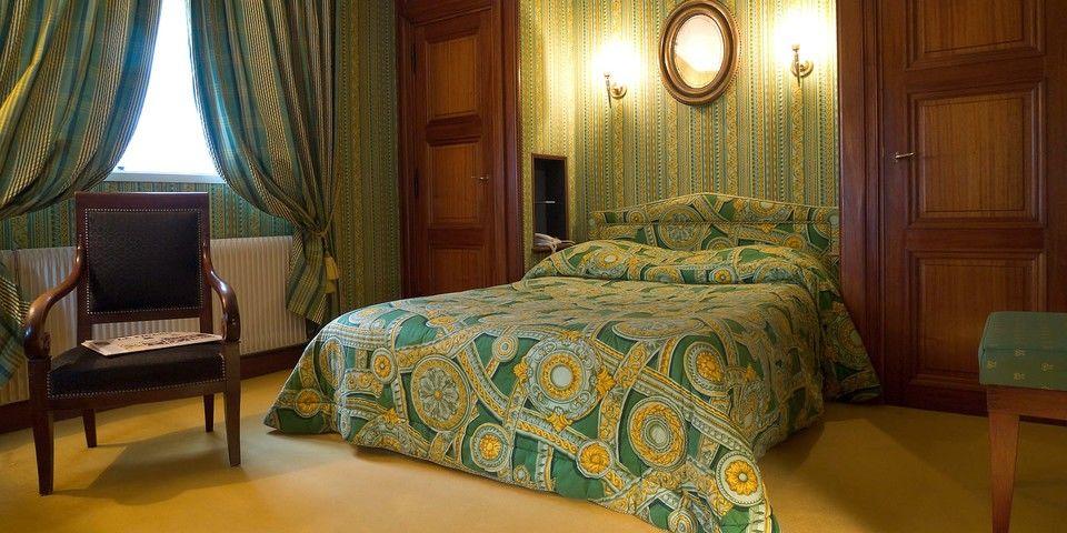 Hôtellerie du Bas Bréau - Chambre