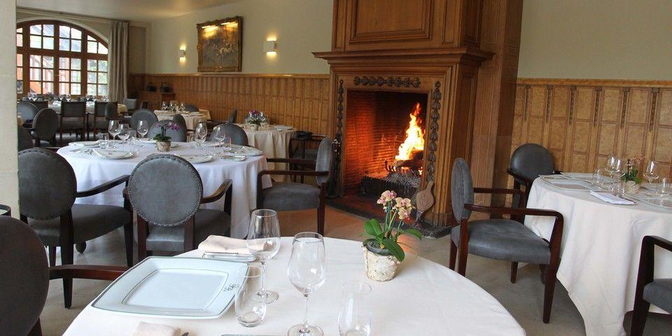Hôtellerie du Bas Bréau - Restaurant 1