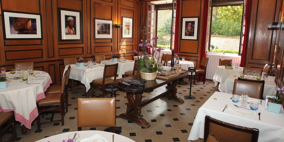 Hôtellerie du Bas Bréau - Restaurant