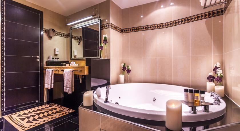 Hôtel du Collectionneur -  Salle de bain suite