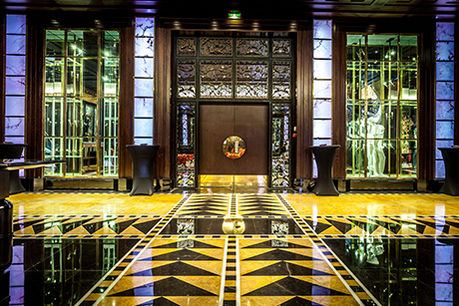 Hôtel du Collectionneur - Entrée