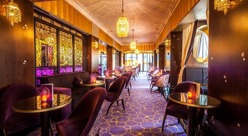 Hôtel du Collectionneur - Restaurant