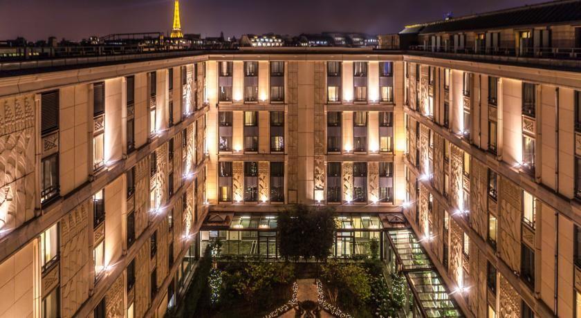 Hôtel du Collectionneur - Vue d'extérieur