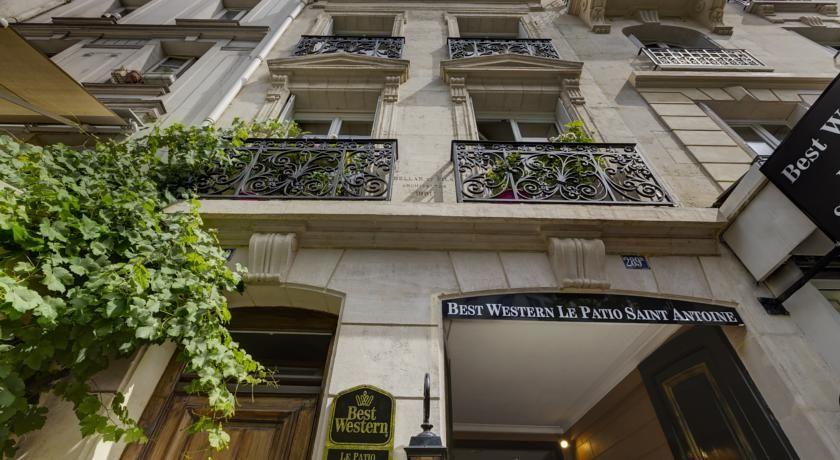 Best Western Le Patio Saint Antoine - Extérieur
