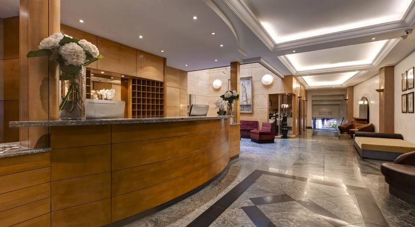 Best Western Le Patio Saint Antoine - Réception 2