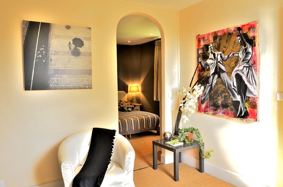 Hostellerie du Country Club - Chambre
