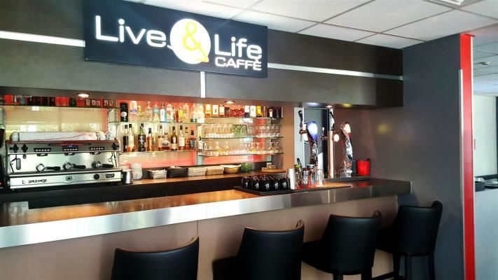 BEST WESTERN Hotel Paris SaintQuentin - Bar