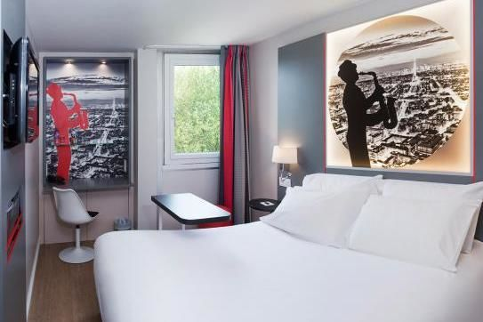 BEST WESTERN Hotel Paris SaintQuentin - Chambre 2