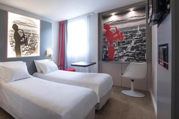 BEST WESTERN Hotel Paris SaintQuentin - Chambre 3