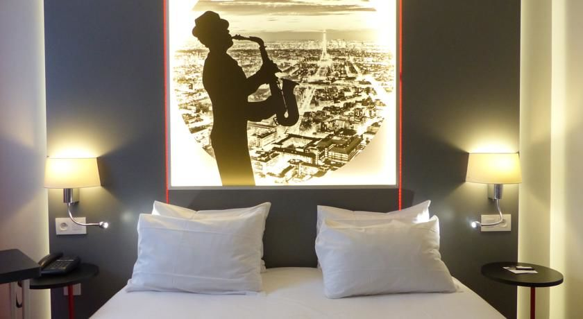 BEST WESTERN Hotel Paris SaintQuentin - Chambre