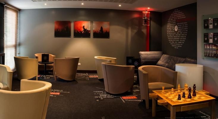 BEST WESTERN Hotel Paris SaintQuentin - Lobby