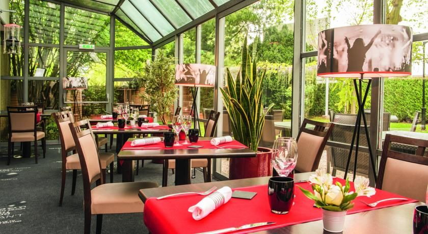 BEST WESTERN Hotel Paris SaintQuentin - Restaurant 2