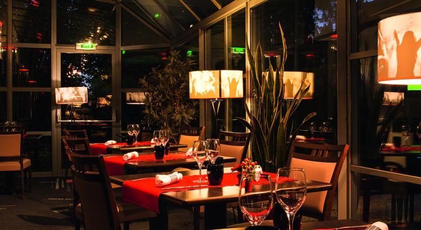 BEST WESTERN Hotel Paris Saint-Quentin - Restaurant 3