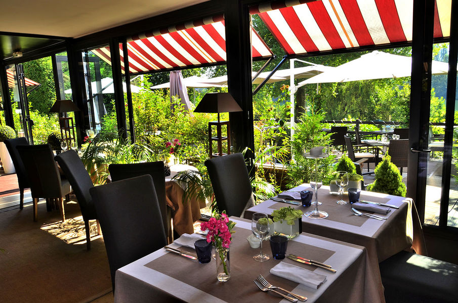 Hostellerie du Country Club - Restaurant