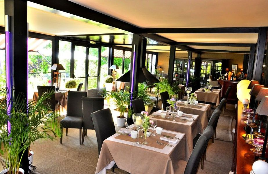 Hostellerie du Country Club - Restaurant 1