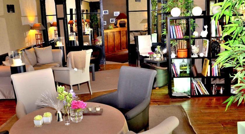 Hostellerie du Country Club - Espace détente