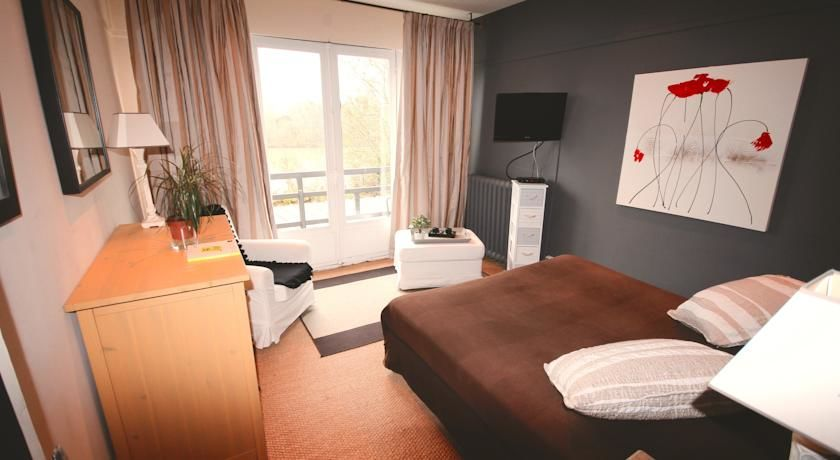 Hostellerie du Country Club - Chambre 2