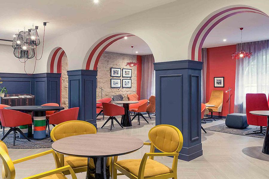 Hôtel Mercure Paris Ouest SaintGermain - Lobby