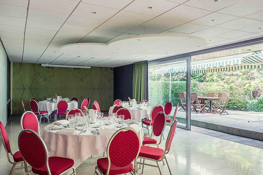 Hôtel Mercure Paris Ouest SaintGermain - Salle en banquet