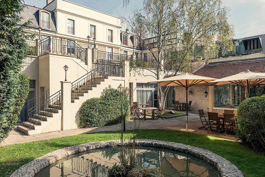 Hôtel Mercure Paris Ouest SaintGermain - Vue d'extérieur