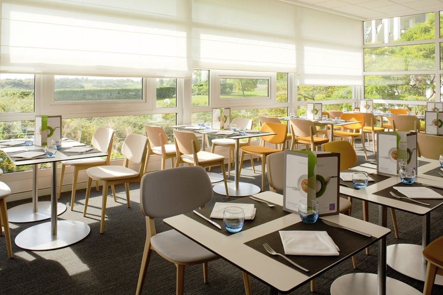 Novotel Saint Quentin Golf National - Restaurant