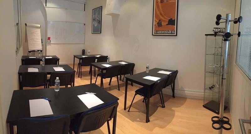 Aviasim - Salle de réunion 4