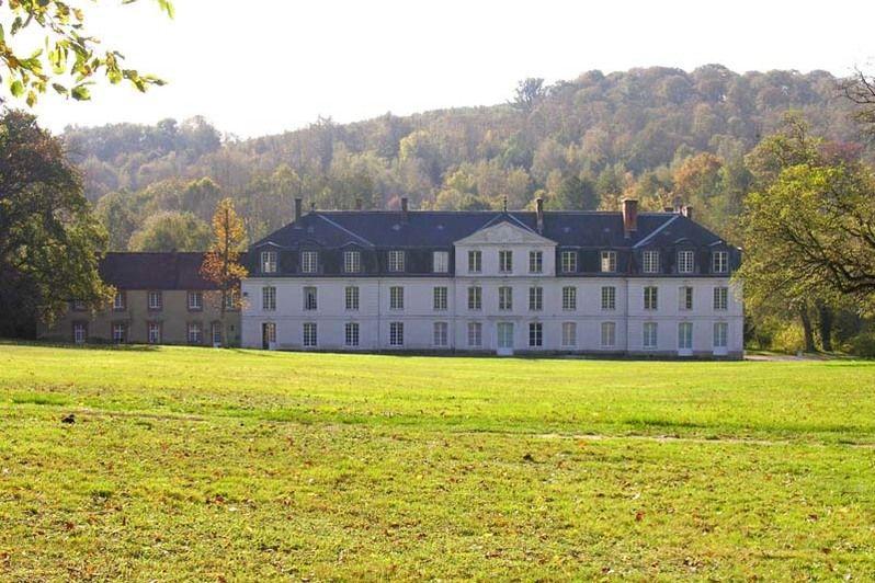Château de Mauvières - Vue d'ensemble
