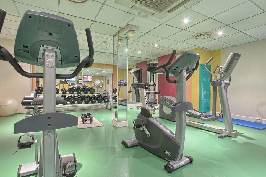 Hôtel Mercure Paris Velizy - Salle de fitness