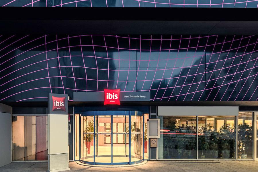 Hôtel Ibis Porte de Bercy - Entrée