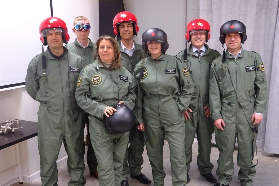 Aviasim - Pilotes de chasse 2