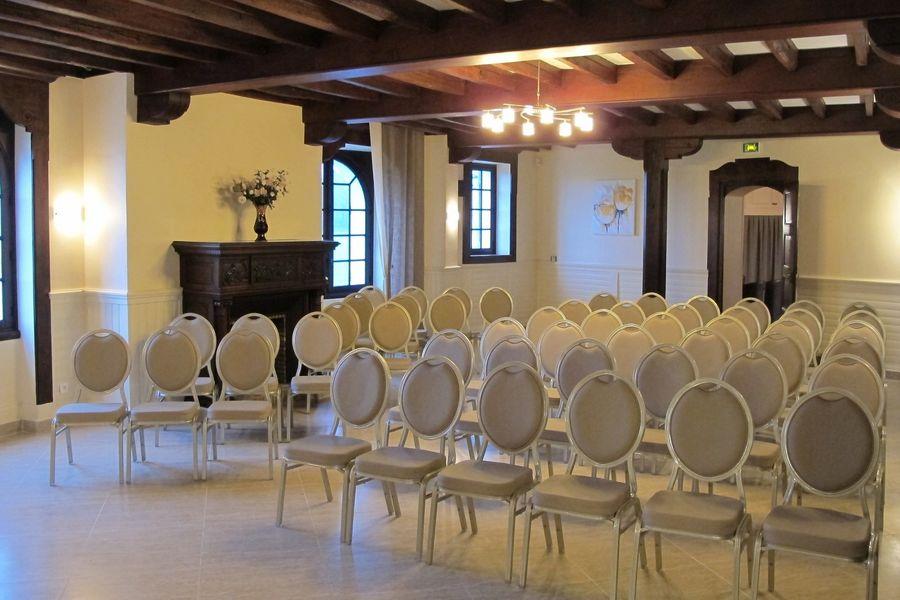 Moulin de Poincy - Salle de réunion 02