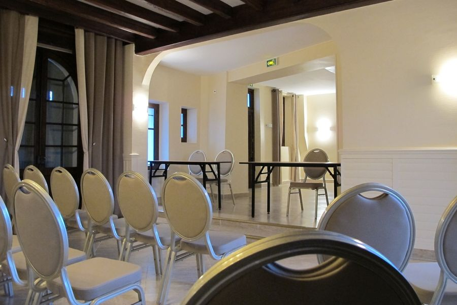 Moulin de Poincy - Salle de réunion 44