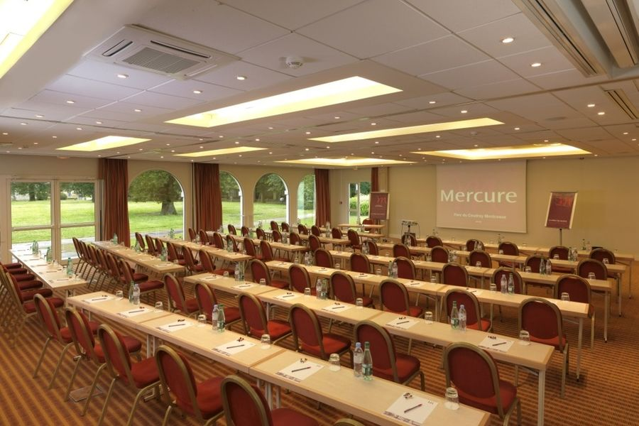 Hotel Mercure Parc du Coudray - Salle Espace + Détente