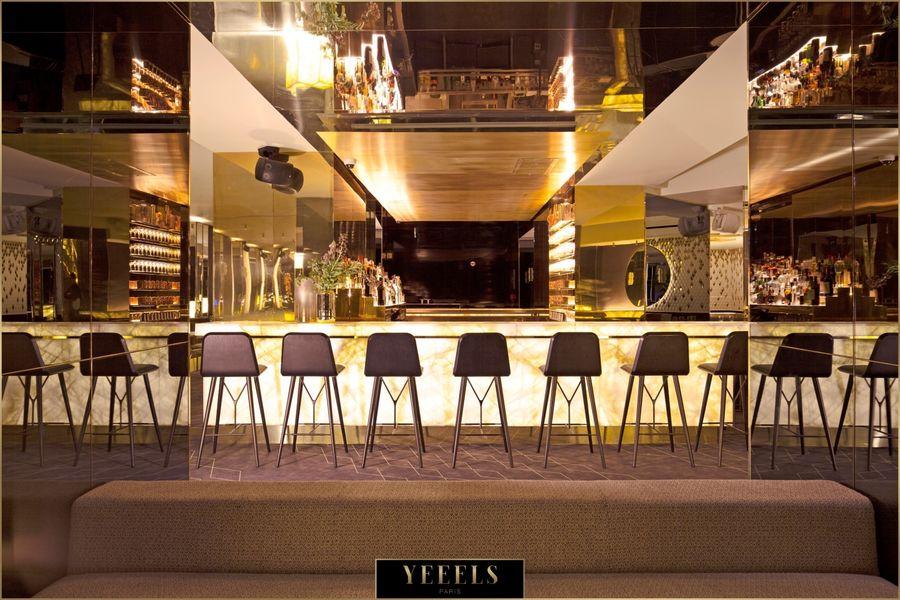 Yeeels - Bar Espace Lounge