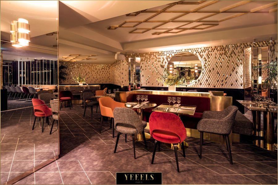 Yeeels - Club Espace Lounge 1