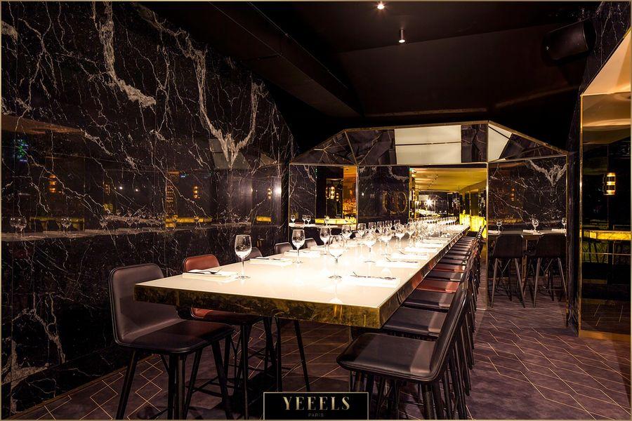 Yeeels - Club Espace Lounge 5