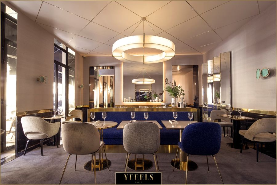 Yeeels - Restaurant RDC 1