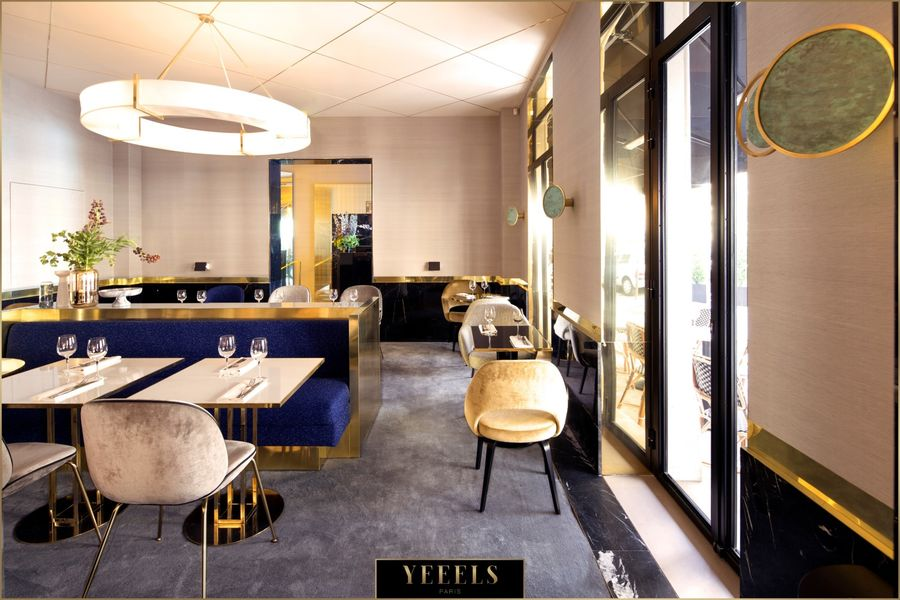 Yeeels - Restaurant RDC 3