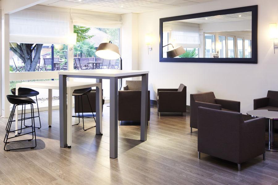 Novotel Fontainebleau - Foyer Energie