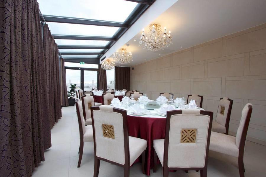 Chinagora Hotel - Salon