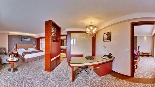 Chinagora Hotel - Chambre 1