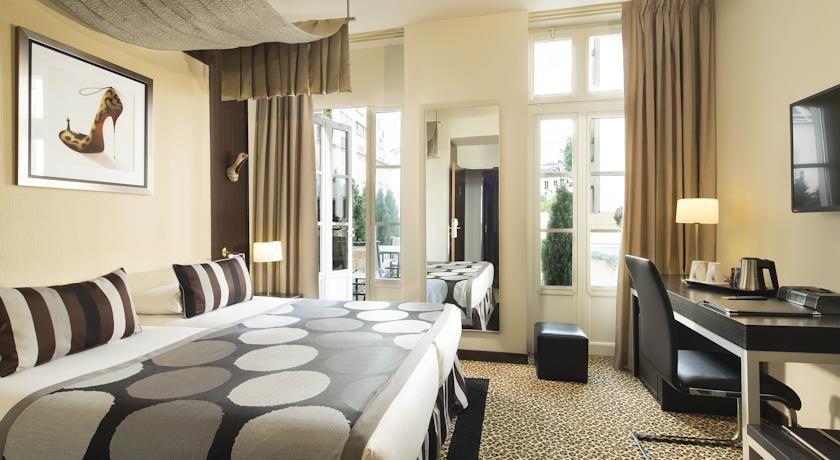 Hôtel Le M - Chambre 3