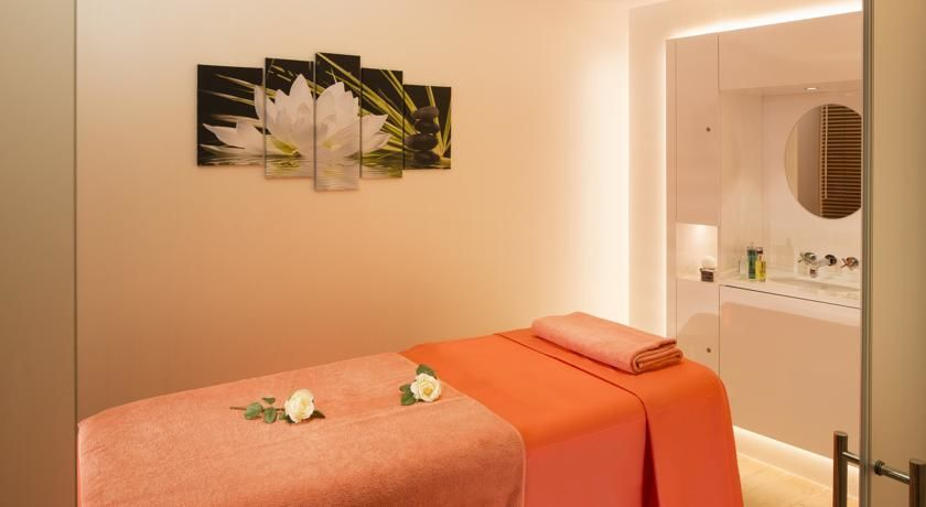 Hôtel Le M - Salle de massage