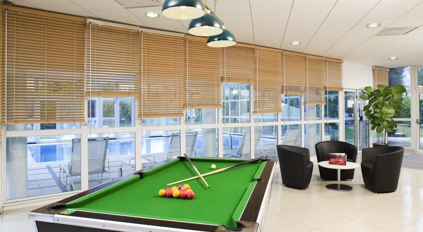 Novotel Senart Golf De Greenparc - Billard
