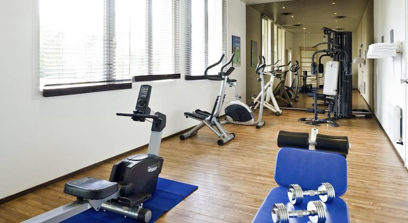 Novotel Senart Golf De Greenparc - Salle de sport
