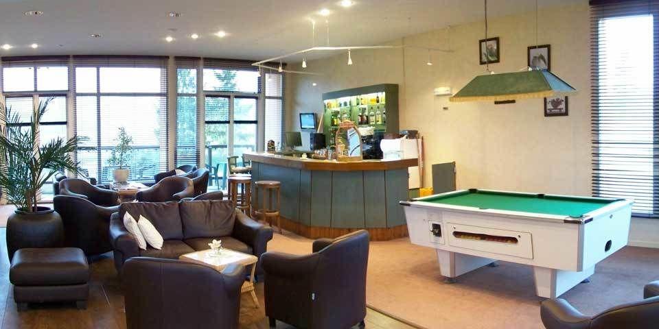 Golf Hôtel de Mont Griffon - Espace détente