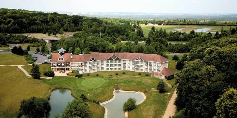Golf Hôtel de Mont Griffon - Extérieurs 1